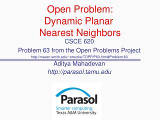 Open Problem: Dynamic Planar  Nearest Neighbors