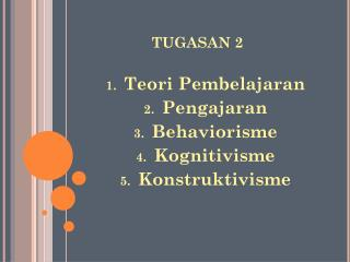 TUGASAN 2