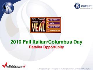 2010 Fall Italian