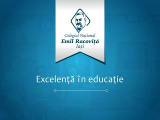 RAPORT PRIVIND CALITATEA EDUCAŢIEI  AN ŞCOLAR 20 10  - 201 1