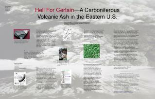 Hell For Certain A Carboniferous Volcanic Ash in the Eastern U.S.