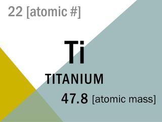 Titanium 47.8