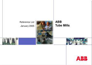 ABB  Tube Mills