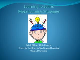Learning  to Learn:  Meta-learning  Strategies