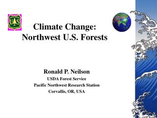 Climate Change: Northwest U.S. Forests