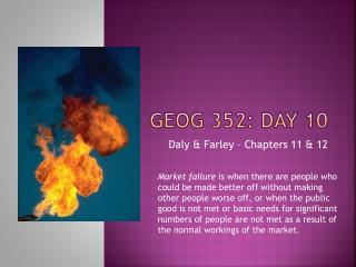 GEOG 352: Day 10