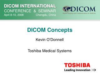 DICOM Concepts