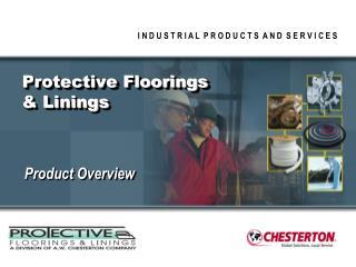 Protective Floorings  Linings