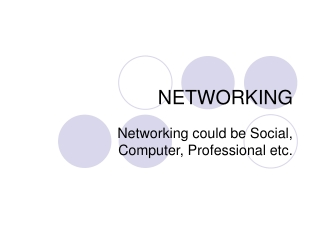 Network of Indiana High Schools