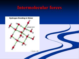 Intermolecular Force