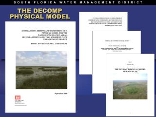 THE DECOMP  PHYSICAL MODEL