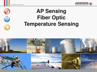 AP Sensing Fiber Optic  Temperature Sensing