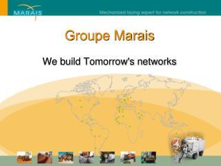 Groupe Marais