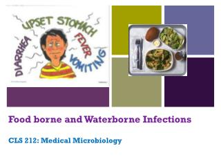 Food borne and Waterborne Infections