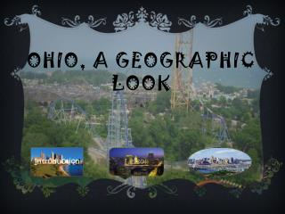 Ohio,  A  Geographic Look
