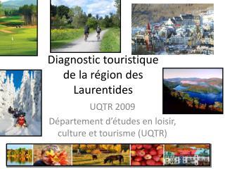 Diagnostic touristique de la région des Laurentides