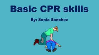 Basic CPR skills