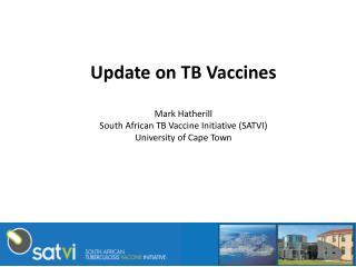 "Robert Koch's ""Therapeutic TB vaccine"" 1890: Purified Tuberculin Protein"