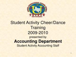 Student Activity Cheer
