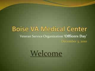 Boise VA Medical Center