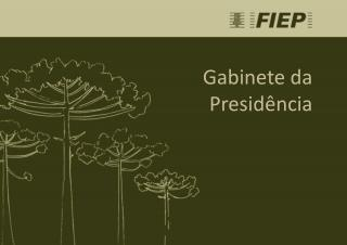 Gabinete da Presid�ncia