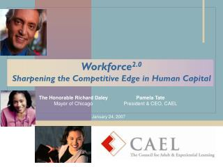 Workforce2.0   Sharpening the Competitive Edge in Human Capital