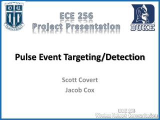 Pulse Event Targeting/Detection