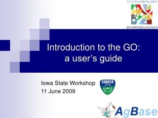 Bovine Genome Annotation Workshop