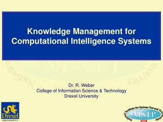 Knowledge Management for Computational Intelligence Systems