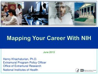 Mapping Your Career With NIH