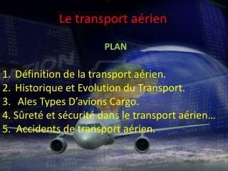Le transport a�rien