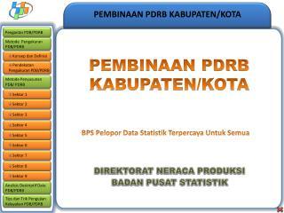 BPS Pelopor Data Statistik Terpercaya Untuk Semua