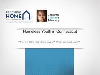 Homeless Youth in Connecticut
