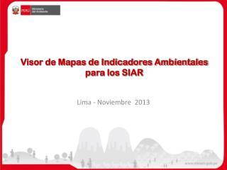 Lima - Noviembre   2013