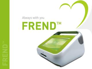 What is FREND? Summary of Advantages The Principle of Reaction The Technology