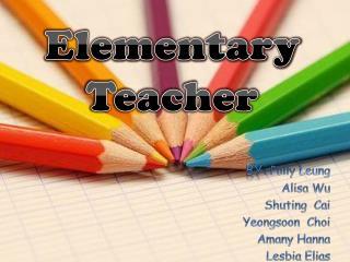 Elementary  Teacher