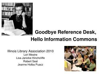 Hello Information Commons
