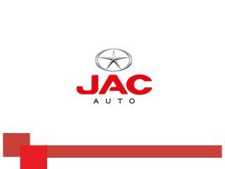 Jac  Motors en el Mundo