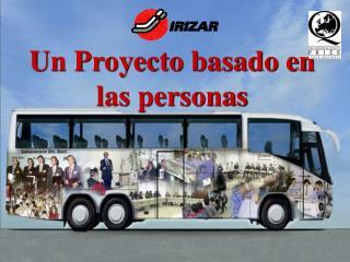 Un Proyecto basado en las personas