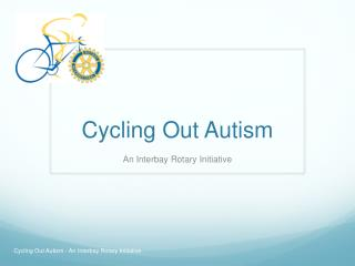 Cycling Out Autism