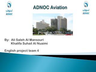 ADNOC Aviation