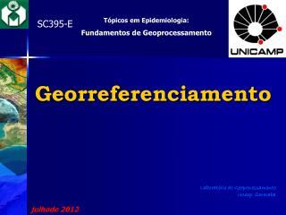 Georreferenciamento