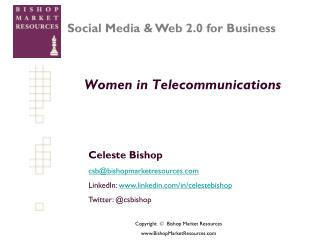 Women in Telecommunications