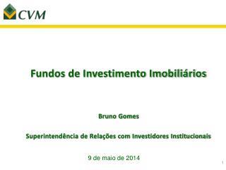 Fundos de Investimento Imobiliários