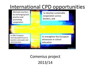 International CPD opportunities