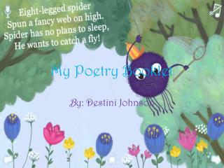 My Poetry Booklet