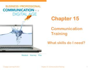 Why consider a career in communication training?