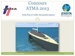 Concours ATMA 2013