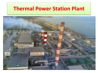 Thermal Power Station Plant