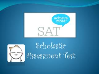 Scholastic Assessment Test
